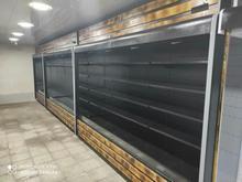 یخچال پرده هوا ارتفاع 2 متر موتور سرخود ومرکزی یخچال درب دار در شیپور