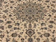 فرش 9 متری دستبافت گل ابریشم در شیپور