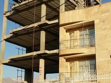 آرماتوبندی، قالب بندی ساختمان، فنداسیون و سقف اسکلت  در شیپور