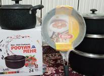 سری قابلمه نسوز و ماهی تابه وقابلمه تکی نسوز به فروش میرسد   در شیپور-عکس کوچک