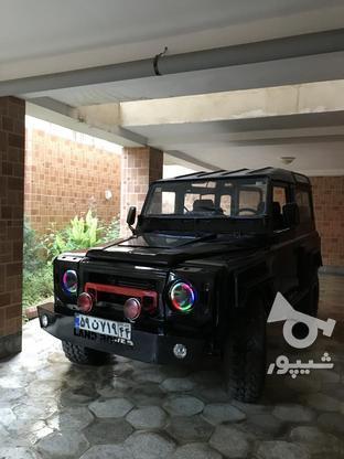 پاژن مشکی مدل 73 در گروه خرید و فروش وسایل نقلیه در مازندران در شیپور-عکس1