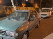 پراید صبا (صندوقدار) 1386 سبززیتونی تک سوز در شیپور-عکس کوچک