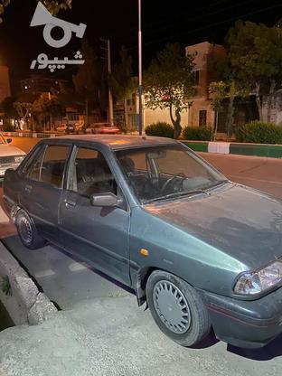 پراید صبا (صندوقدار) 1386 سبززیتونی تک سوز در گروه خرید و فروش وسایل نقلیه در سمنان در شیپور-عکس2