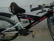 دوچرخه سند داره سالمه در شیپور