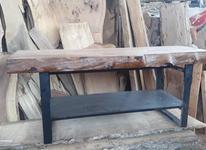 میزتلوزیون چوبی غذاخوری در شیپور-عکس کوچک
