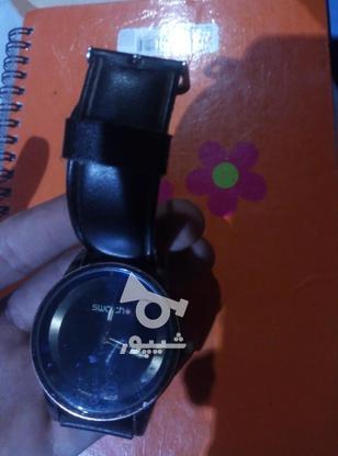 ساعت مچی اسم swatch در گروه خرید و فروش لوازم شخصی در گلستان در شیپور-عکس2