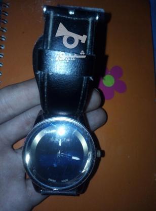 ساعت مچی اسم swatch در گروه خرید و فروش لوازم شخصی در گلستان در شیپور-عکس1