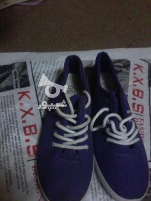 کفش نیم بوت . ساده در گروه خرید و فروش لوازم شخصی در اصفهان در شیپور-عکس3