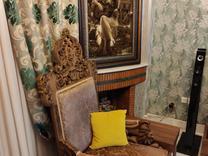 فروش مبل 9نفره سلطنتی تمام چوب راش در شیپور