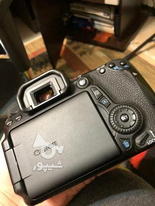 دوربین عکاسی 70d   لنز  18/135 در گروه خرید و فروش لوازم الکترونیکی در تهران در شیپور-عکس5