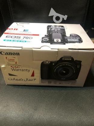 دوربین عکاسی 70d   لنز  18/135 در گروه خرید و فروش لوازم الکترونیکی در تهران در شیپور-عکس6