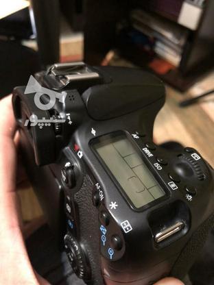 دوربین عکاسی 70d   لنز  18/135 در گروه خرید و فروش لوازم الکترونیکی در تهران در شیپور-عکس3