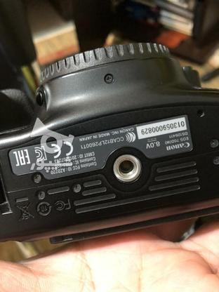 دوربین عکاسی 70d   لنز  18/135 در گروه خرید و فروش لوازم الکترونیکی در تهران در شیپور-عکس1