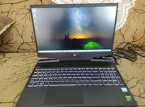لپ تاپ گیمینگ i7 نسل9 هاردSSD گرافیک4 باگارانتی Hp Gaming 17 در شیپور-عکس کوچک