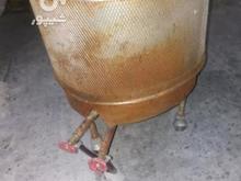 تنور گازی پخت نان در شیپور