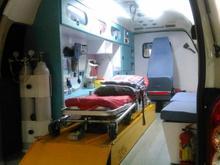 آمبولانس خصوصی نورنجات عرشیا مراغه شبانه روزی در شیپور