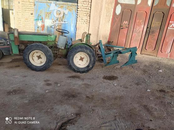 تراکتور هلدر  در گروه خرید و فروش وسایل نقلیه در کرمان در شیپور-عکس1