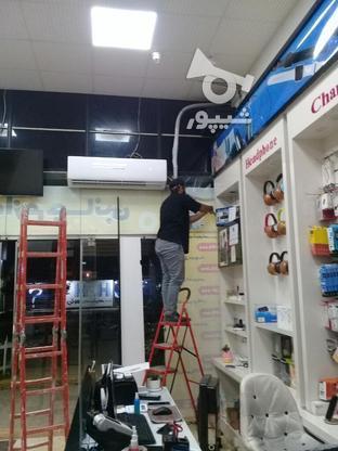 نصب و جابه جایی سرویس کولر  در گروه خرید و فروش خدمات و کسب و کار در مازندران در شیپور-عکس1