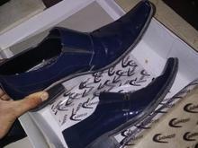 سه جفت کفش مجلسی باهم در شیپور