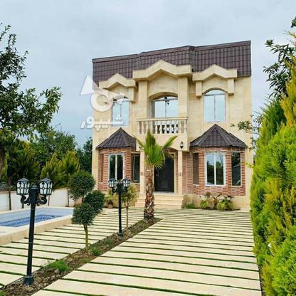 فروش ویلا 300 متر دوبلکس شهرکی استخردار سنددار در گروه خرید و فروش املاک در مازندران در شیپور-عکس1