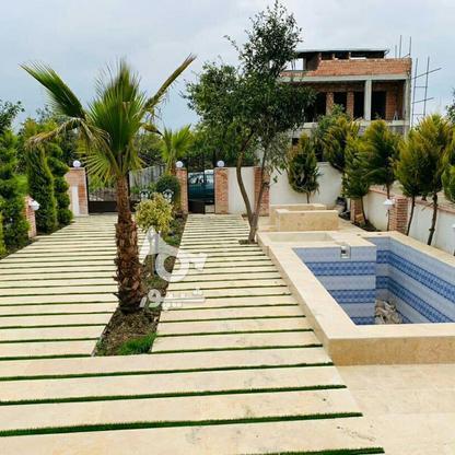 فروش ویلا 300 متر دوبلکس شهرکی استخردار سنددار در گروه خرید و فروش املاک در مازندران در شیپور-عکس4
