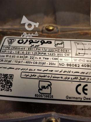 موتور کولر آبی در گروه خرید و فروش لوازم خانگی در کرمان در شیپور-عکس2