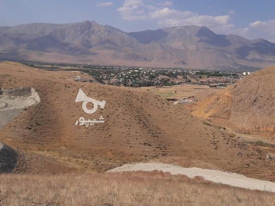 زمین برای کشاورزی باسند و آب 200000 متری  در گروه خرید و فروش املاک در اصفهان در شیپور-عکس1