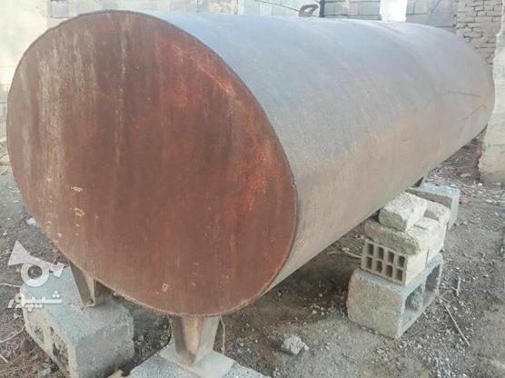 تانک و مخزن ذخیره مواد نفتی 1500 لیتری  در گروه خرید و فروش صنعتی، اداری و تجاری در اصفهان در شیپور-عکس1