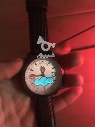 ساعت دو زمانه ژاپنی در گروه خرید و فروش لوازم شخصی در گلستان در شیپور-عکس1