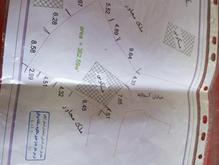 اطاقور.زمین مسکونی.بر جاده در شیپور