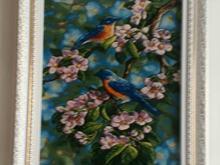 تابلو فرش دستبافت در شیپور