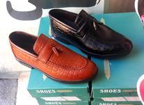 کفش کالج مردانه شیک در شیپور-عکس کوچک