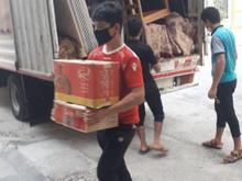 جابجایی اسباب کشی منزل باکامیونت باکارگران مجرب ورزیده  در شیپور