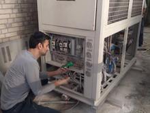 تعمیرات تخصصی انواع چیلر  در شیپور