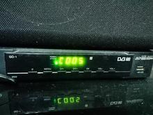 gando گیرنده دیجیتال usb. HDMI.  در شیپور