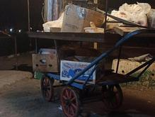 چرخ دستی و گاری در شیپور