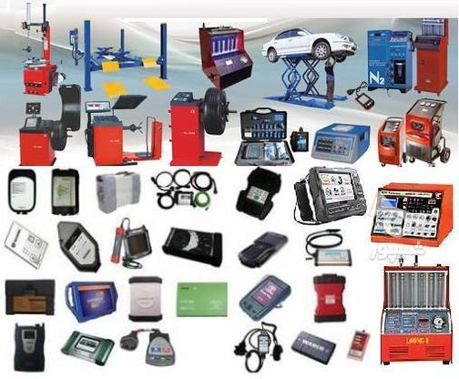 انواع تجهیزات تعمیرگاهی دیاگ انژکتورشور پروگرامر تستر ایسیو در گروه خرید و فروش خدمات و کسب و کار در تهران در شیپور-عکس1