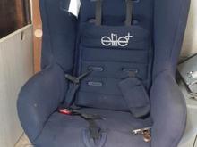 صندلی کودک داخل ماشین در شیپور