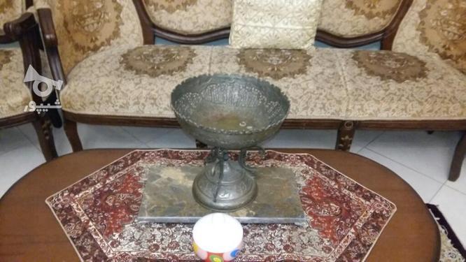 ظرف قدیمی ورشو.  در گروه خرید و فروش لوازم خانگی در تهران در شیپور-عکس1