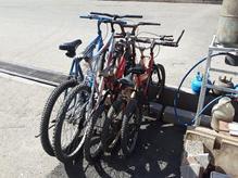 چند عدد دوچرخه در شیپور