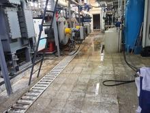 تعمیرات و نگهداری تاسیسات، چیلر، موتورخانه در شیپور