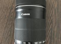 لنز دوربین Canon 55-250 در شیپور-عکس کوچک