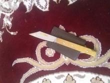 چاقو رنگ طلایی  در شیپور
