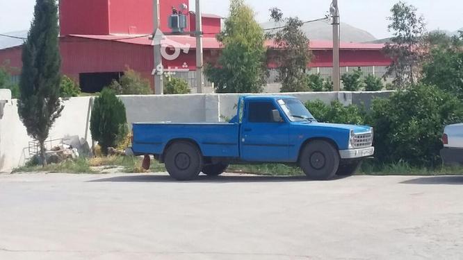 فروش نیسان دوگانه در حد خشک در گروه خرید و فروش وسایل نقلیه در کرمانشاه در شیپور-عکس1