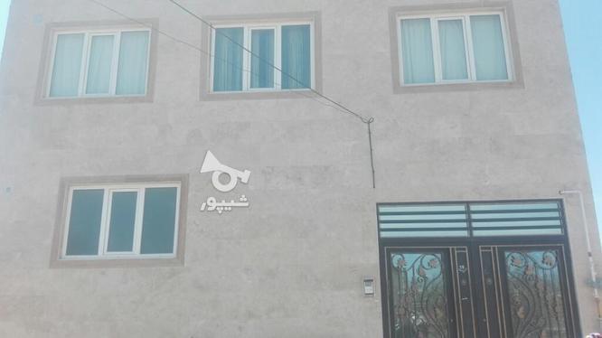 دوبلکس200 نوساز و نیمه ساخته.فقط گچ کاری و خرده کاری مانده. در گروه خرید و فروش املاک در زنجان در شیپور-عکس1