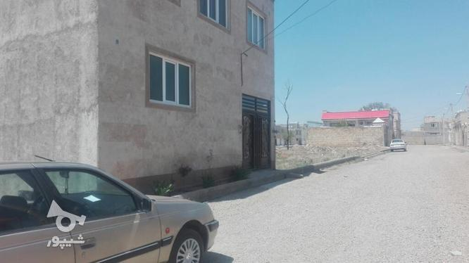 دوبلکس200 نوساز و نیمه ساخته.فقط گچ کاری و خرده کاری مانده. در گروه خرید و فروش املاک در زنجان در شیپور-عکس2
