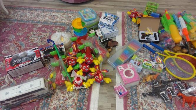 تعدادی اسباب بازی  در گروه خرید و فروش ورزش فرهنگ فراغت در تهران در شیپور-عکس2