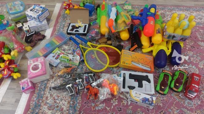 تعدادی اسباب بازی  در گروه خرید و فروش ورزش فرهنگ فراغت در تهران در شیپور-عکس1