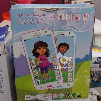 تعدادی اسباب بازی  در گروه خرید و فروش ورزش فرهنگ فراغت در تهران در شیپور-عکس6