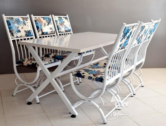 میز و صندلی ناهارخوری در گروه خرید و فروش خدمات و کسب و کار در اصفهان در شیپور-عکس4